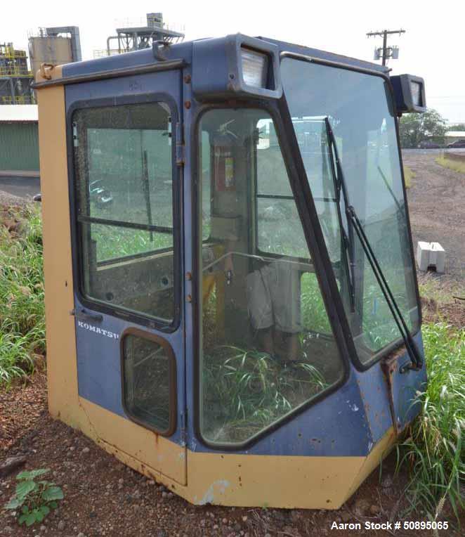 Used- Komatsu Front End Loader Cab