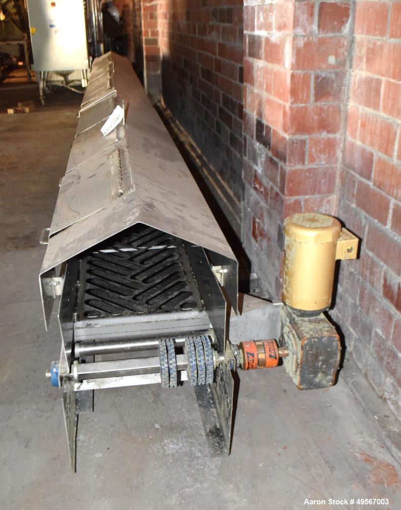 Used- Cooling Conveyor