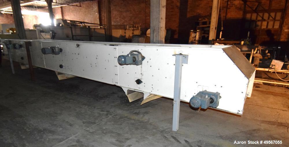Used- (3) Station Discharge Belt Feeder