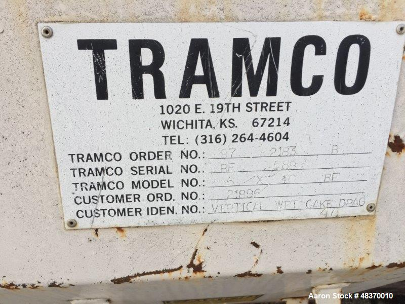 Used- Tramco Drag Conveyor