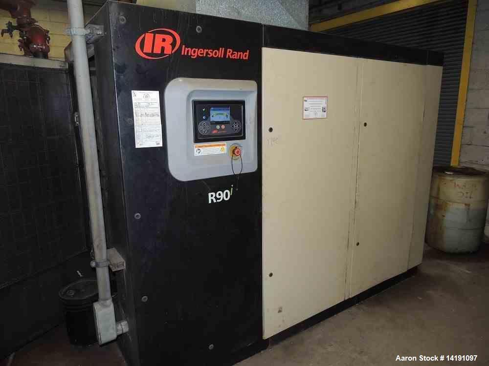 Used- 566CFM Ingersoll Rand Rotary Screw Compressor