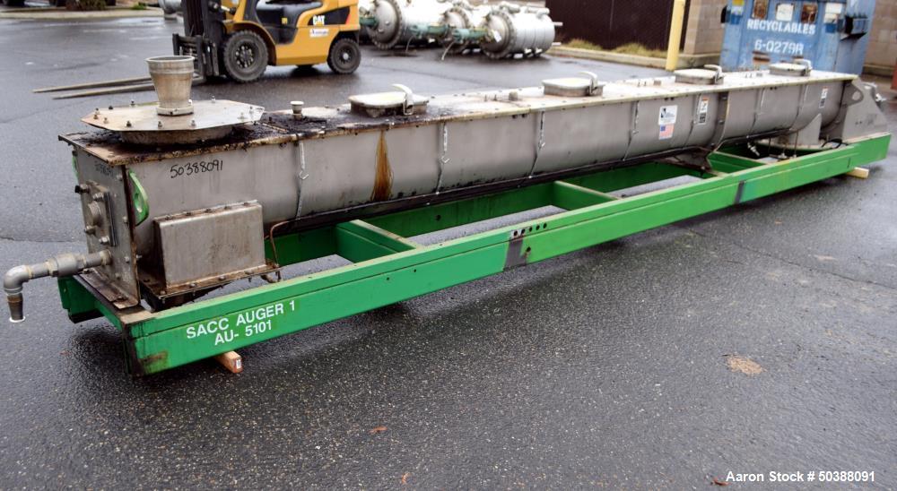 Used- KWS Manufacturing Ribbon Style Conveyor