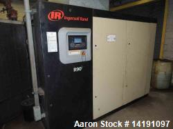 Used- 566CFM Ingersoll Rand Rotary Screw Compressor