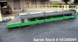 Used- KWS Manufacturing Ribbon Style Conveyor