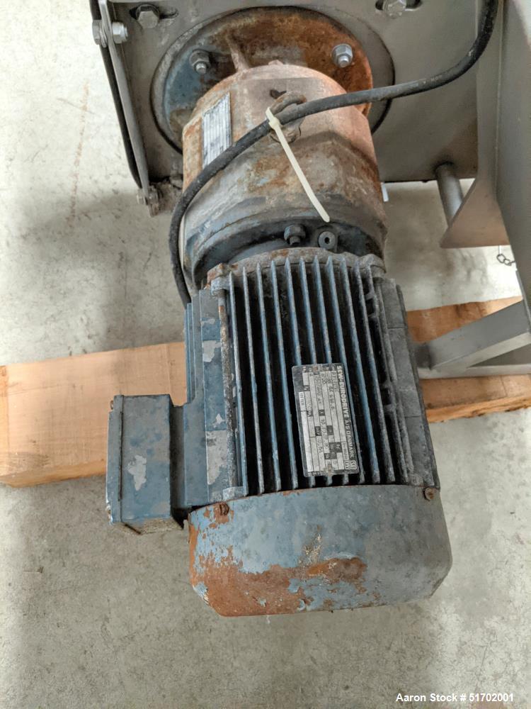 Wolfking Sanitary Stainless Steel Screw Conveyor