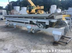 Unused - Carrier Vibrating Equipment Stainless Steel Vibrating Conveyor