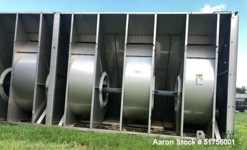 Unused - BAC Counterflow, Blow-Through Design Cooling Tower