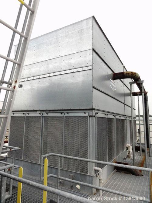 Used-Evapco Cooling Tower, Model AT-212-928, approximately 800 tons.  Entering water temperature of 90 deg F, discharge temp...