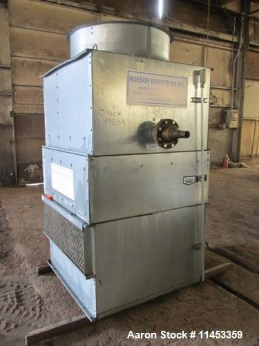 Used- Evapco Cooling Tower, 45 Ton, Model ICT4-45. 2HP fan, 208-230/460 volt motor.