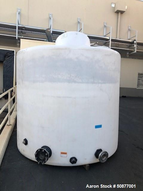 Used- Greenbelt Machinery Commercial Cooling Tower, Model LTD125T