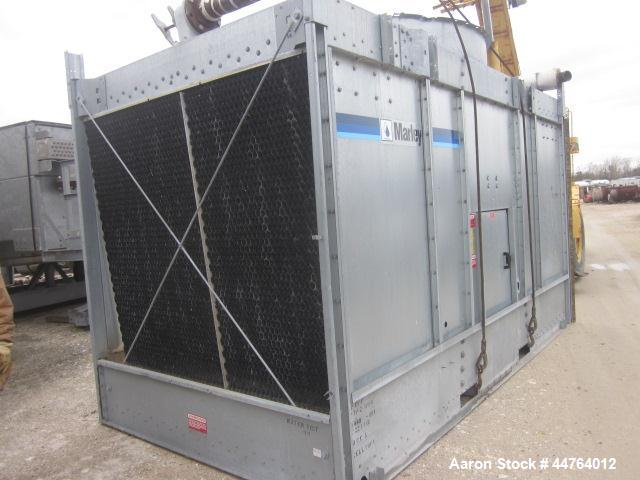 Used- Marley NC Class Single Cell Open Loop Cooling Tower, Model NC2211GS