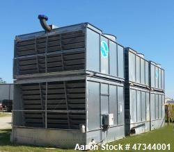 Used- BAC 2-Cell Cooling Tower, Model 15425-2