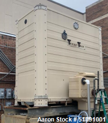 Used-Tower Tech Inc. Cooling Tower, 133 Tons