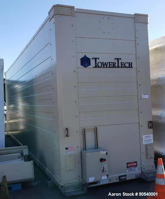 Used- Tower Tech Cooling Tower