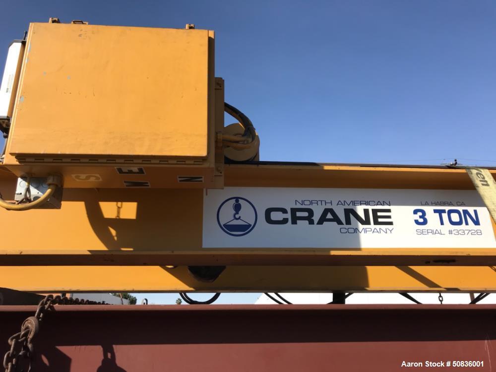 Used- North American Crane Company Crane System