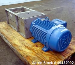 "Atlantic Coast Crushers Inc. Particle Sizer Crusher, Model PS1212. Approximate 12"" long x 8"" diamet..."