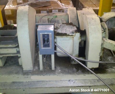 Used-McCool Laboratory Disc Pulverizer and Denver