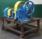 Used- BICO Inc. Direct Drive Disc Pulverizer