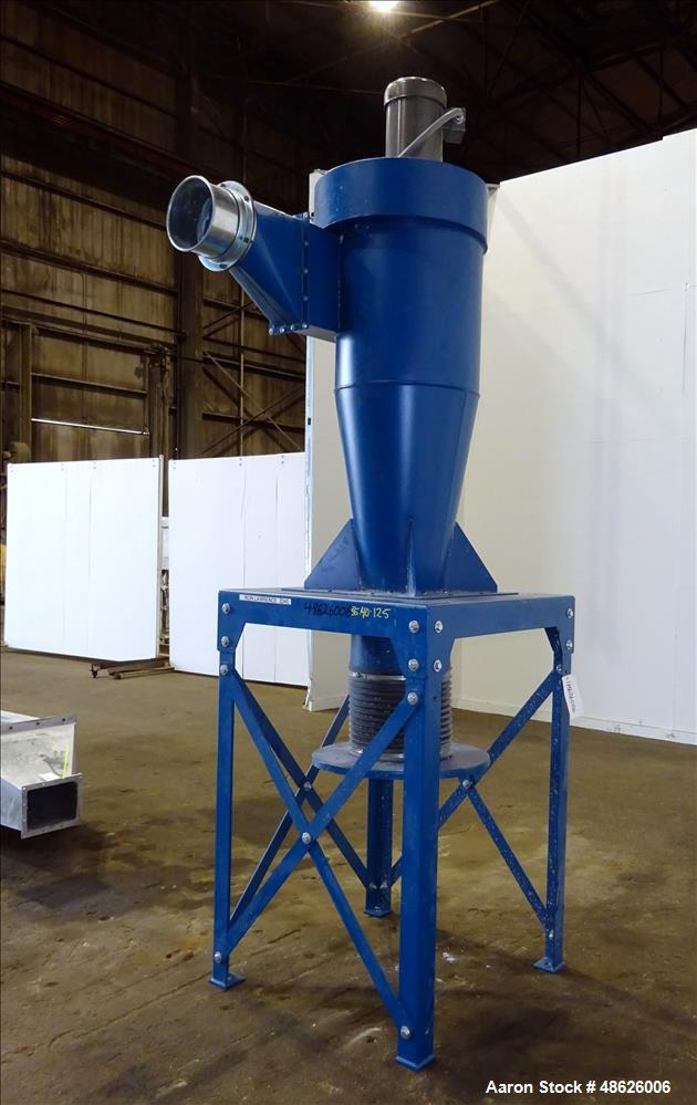 Used Donaldson Torit Cyclone Dust Collector Mod