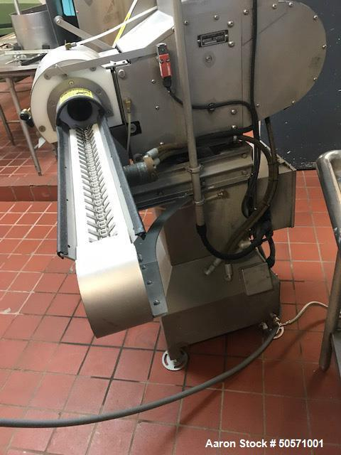 Used- A & K SS Corn Cutter.