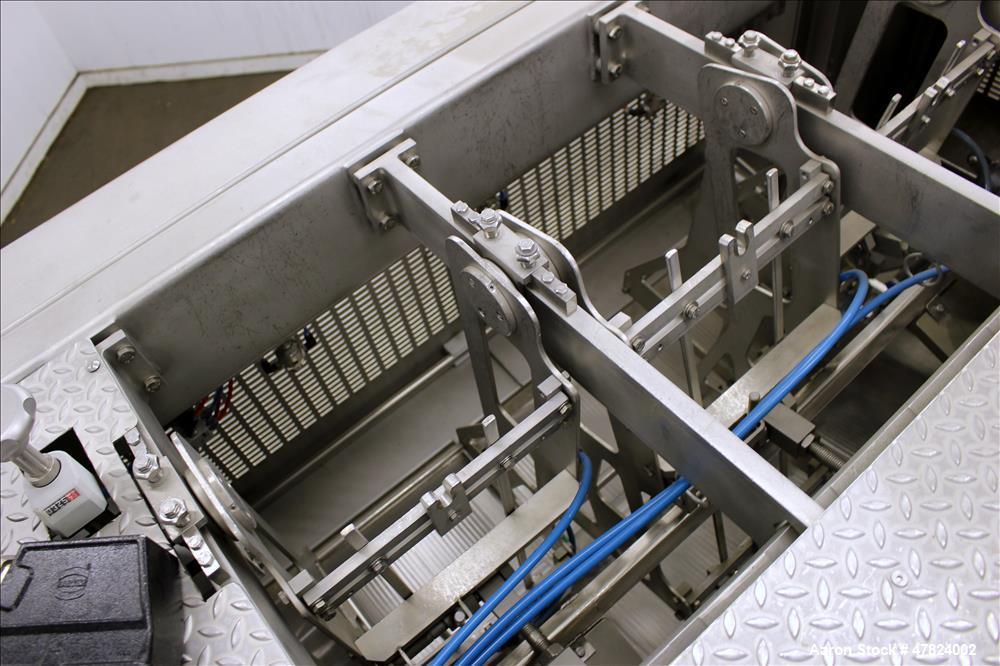 Used- Alimec Food Slicer, Model SLICER, Stainless Steel.
