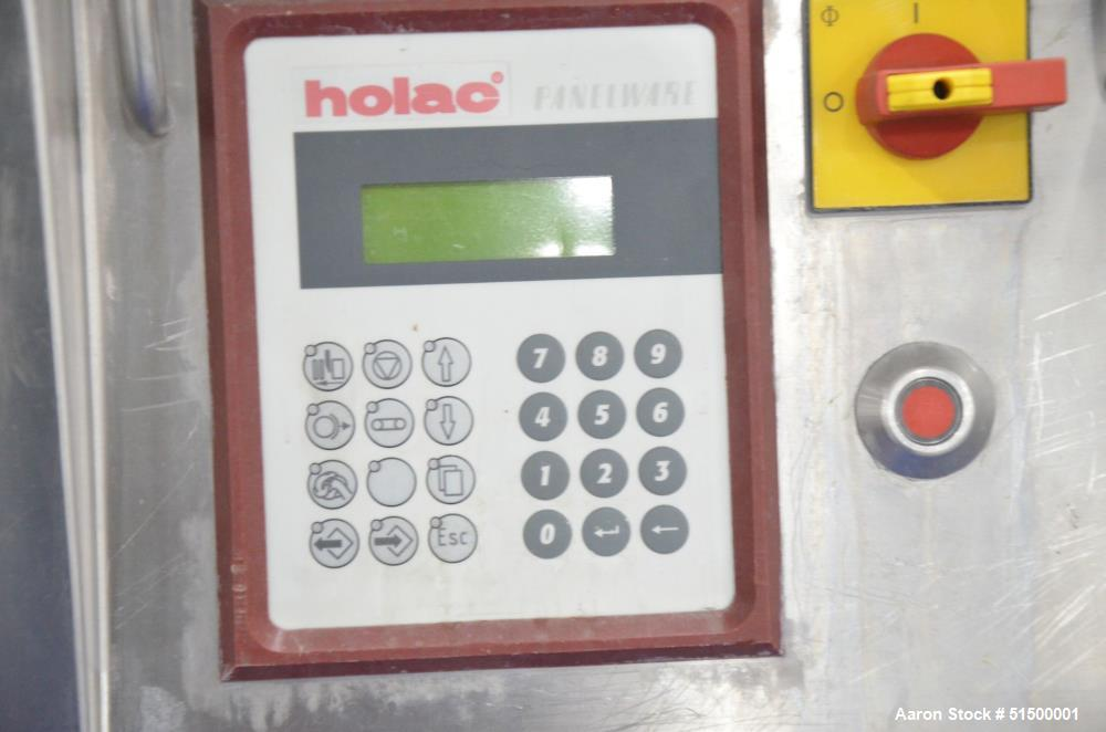 Used- Holac SECT 28 CT High Volume Portion Cutter