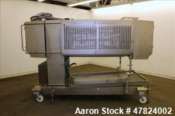 Used- Alimec Food Slicer, Model SLICER, Stainless Steel.