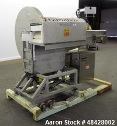 Used- Carruthers Auto Slicer/Dicer with Drop Chute