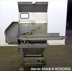 Used- Kronen Chive Cutter, Model GS10.