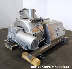 Used- Stephan Machinery TK Combicut Mixer, Model TK-300S, Stainless Steel.