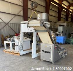 Used- Stephan Cutter /  High Speed Universal Horizontal Vacuum Mixer.