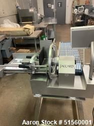 Used-Jaccard Full Automatic Stacker Slicer