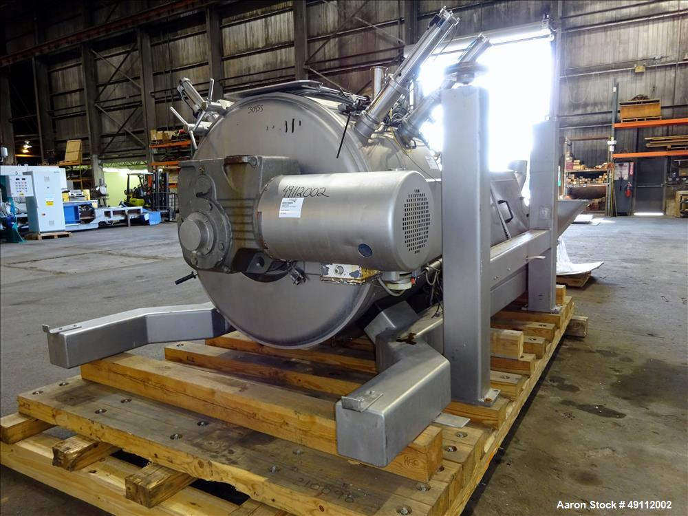 Used- Stephan TC/SK Combicut Mixer, Model TK-850-S, 304 Stainless Steel.