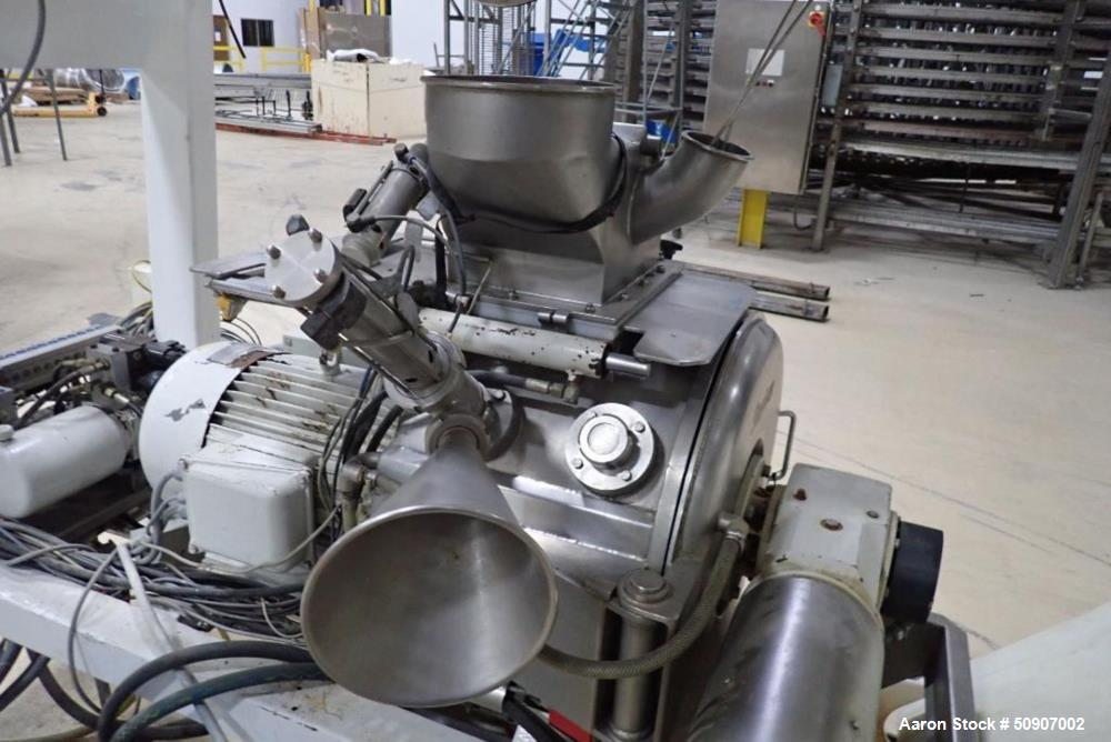 Used- Stephan Cutter/High Speed Universal Horizontal Vacuum Mixer