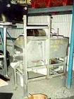 Used- Urschel Slicer/Dicer, Model L, Stainless Steel. Approximately (2) 8