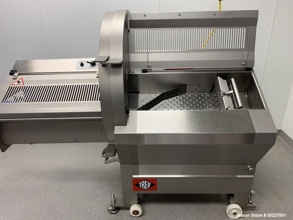 Used- Treif Lion Slicer, Model CE-EB