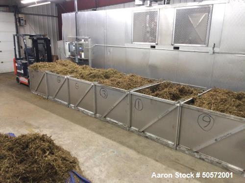 Used- CannSystems Industrial Hemp Dryer