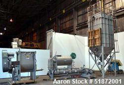 Used- Scott Equipment A.S.T. Air Swept Tubular Drying System