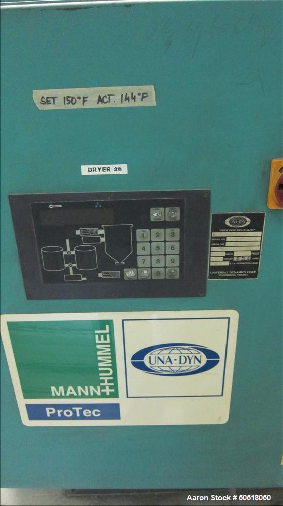 Used - UNA-DYN Dryer