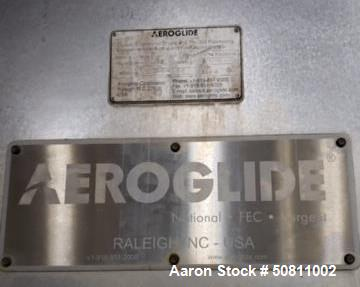 Used- Aeroglide Dryer-Cooler, Model C1-84-39RGC