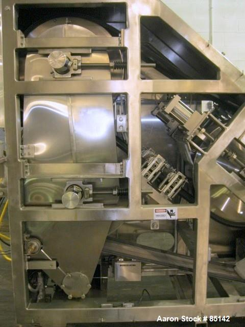 Used- Berndorf Belt Systems Inclined Belt Flaker