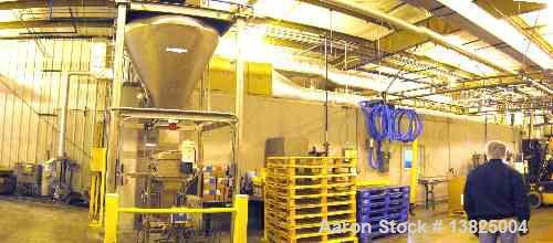 Used Sandvik Pastillator System Can Also Be Used