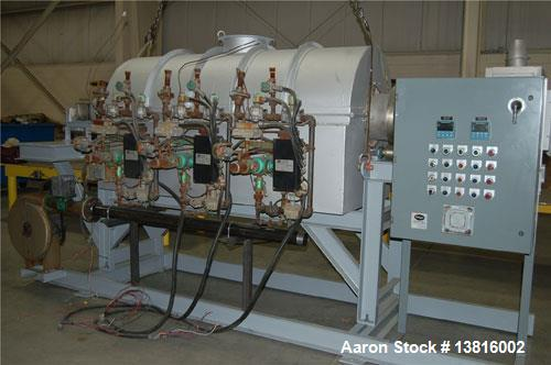 Used- Simon Pilot Indirect Gas Fired Rotary Calciner