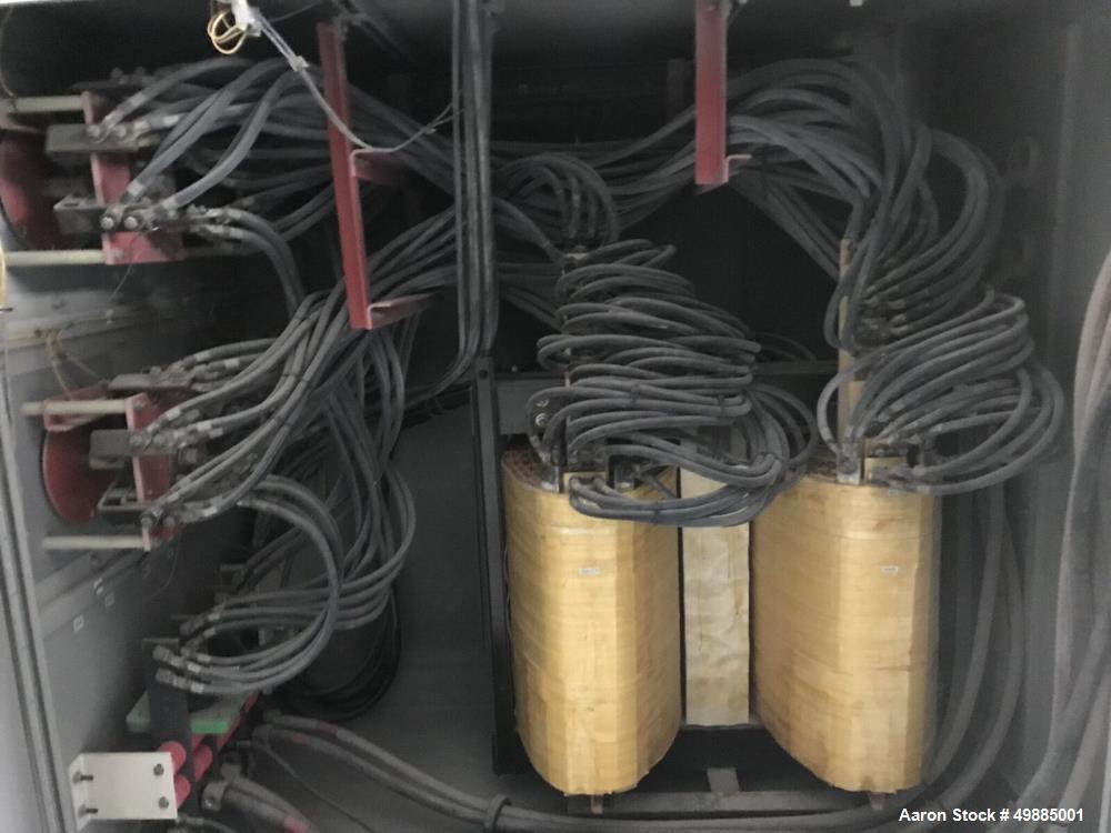 Used- FEECO International Indirect Electrically Heated Rotary Calciner.