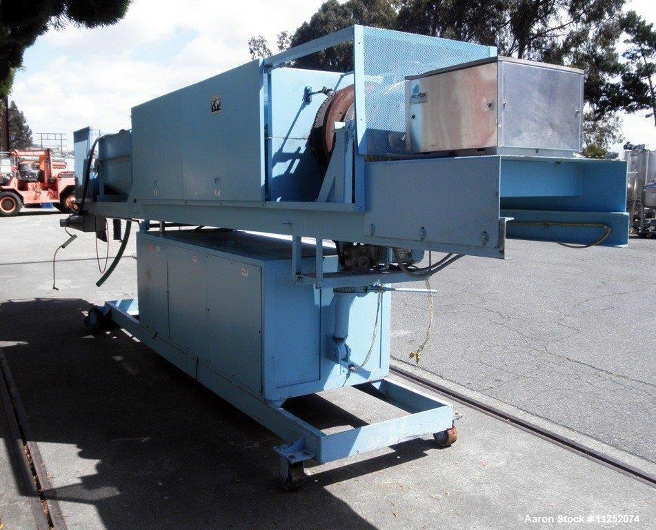 Used- Harper Intl. Calciner, Model NE-10D90-RT-WC-20-F.