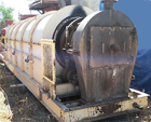 Used- Summitt Valley Carbon Reactivation Calciner / Kiln