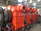 Used- Indirect Fired Continuous Rotary Reactor/Kiln System