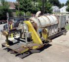 Used- CO Bartlett and Snow Indirect Fired Rotary Calciner.