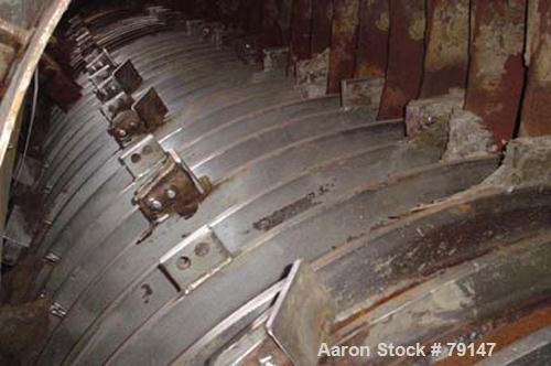 Used Stord Rotadisc Dryer Type Tst60r Rotor Con