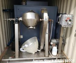 Used- Rota-Cone Vacuum Dryer